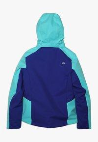 Kjus - GIRLS ARINA JACKET - Ski jacket - wintersky/my sea - 1