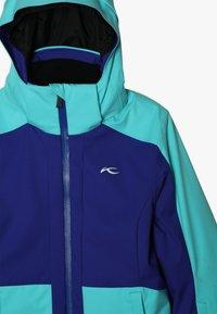 Kjus - GIRLS ARINA JACKET - Ski jacket - wintersky/my sea - 5