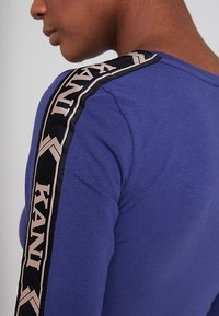 Karl Kani - SIGNATURE BODY - Maglietta a manica lunga - blue - 5