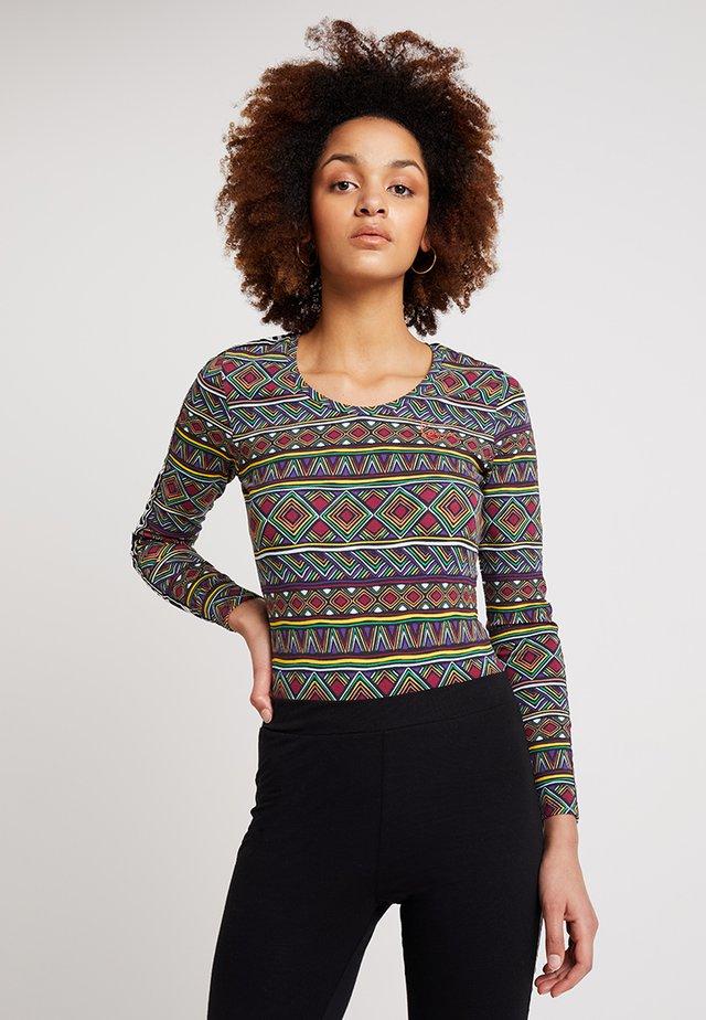 SIGNATURE BODY - Langarmshirt - multicolor