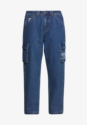 DENIM BAGGY - Jeans relaxed fit - blue