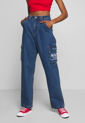 DENIM BAGGY - Jeansy Relaxed Fit - blue