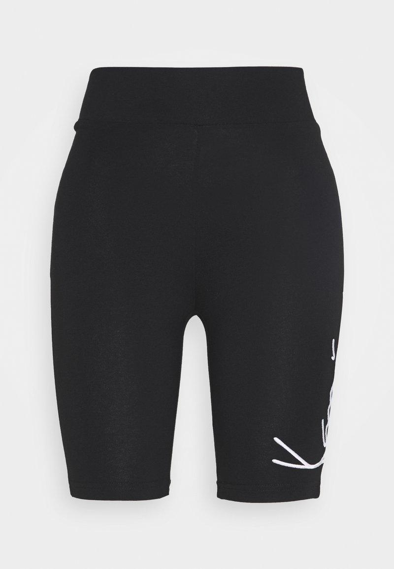 Karl Kani - SIGNATURE CYCLING RTS  - Shorts - black