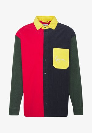 SIGNATURE  - Camisa - red/black/green/yellow/white