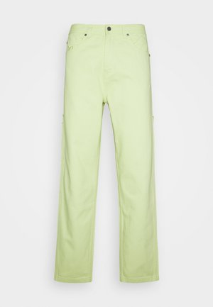 PANTS  - Relaxed fit jeans - yellow