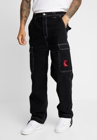 Karl Kani - BAGGY - Jeans relaxed fit - black - 0