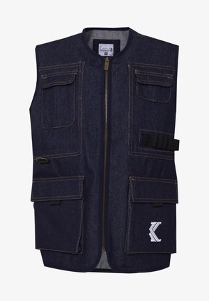 DENIM UTILITY  - Veste - blue