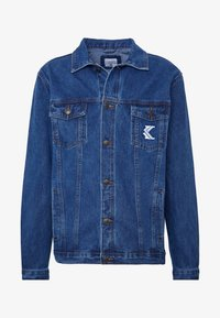 Karl Kani - JACKET - Denim jacket - blue - 5