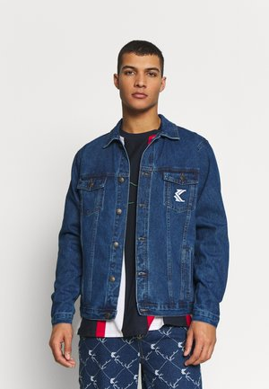JACKET - Giacca di jeans - blue
