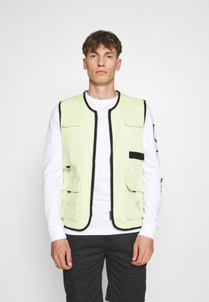 UTILITY VEST  - Bodywarmer - yellow