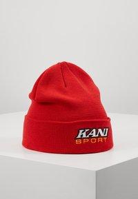 Karl Kani - STARTER SPORT BEANIE - Beanie - red - 0