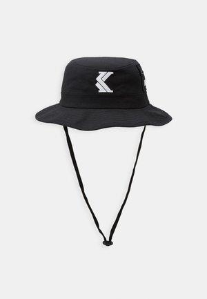 FISHER HAT  - Hatt - black