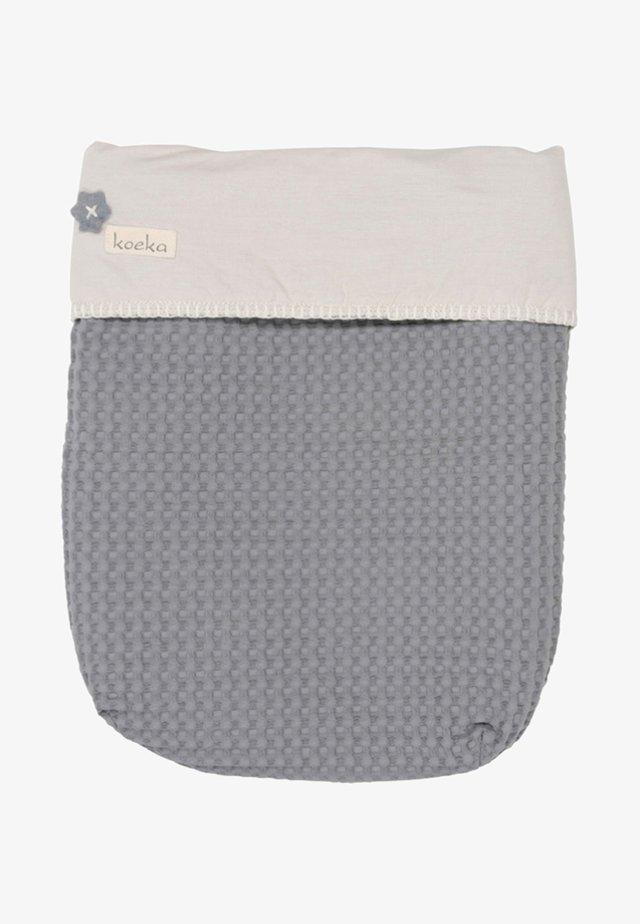 BABY COVER BLANKET ANTWERP - Other - steel grey-pebble