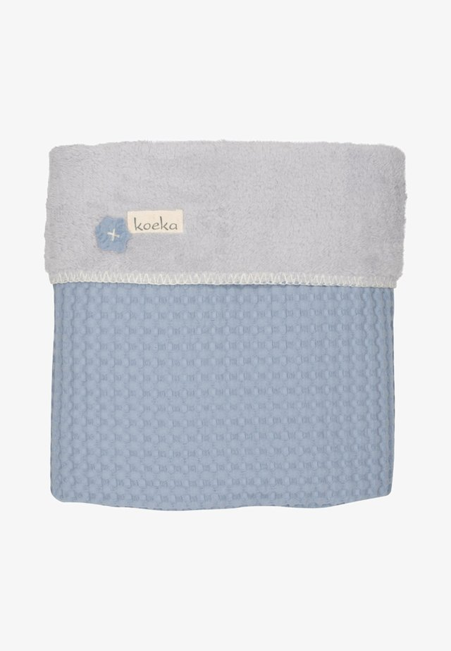 OSLO - Baby blanket - blue