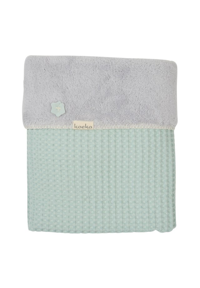 OSLO - Baby blanket - mint