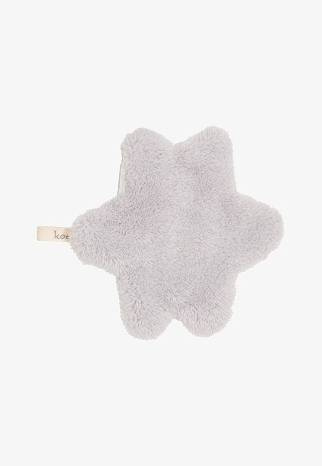 SCHNULLERTUCH OSLO - Other - misty mint/silver grey
