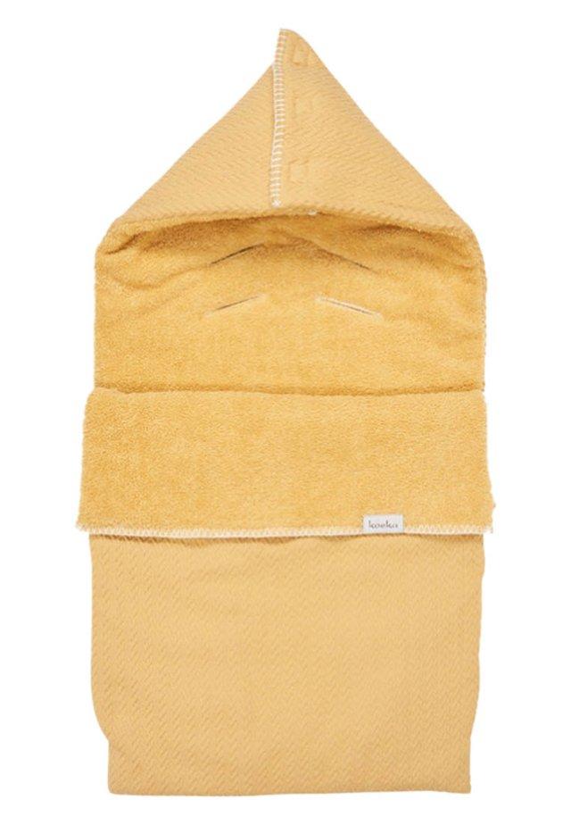 FUSSSACK STOCKHOLM - Baby's sleeping bag - ochre