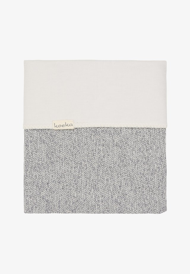 KINDERBETTDECKE VIGO - Other - grey