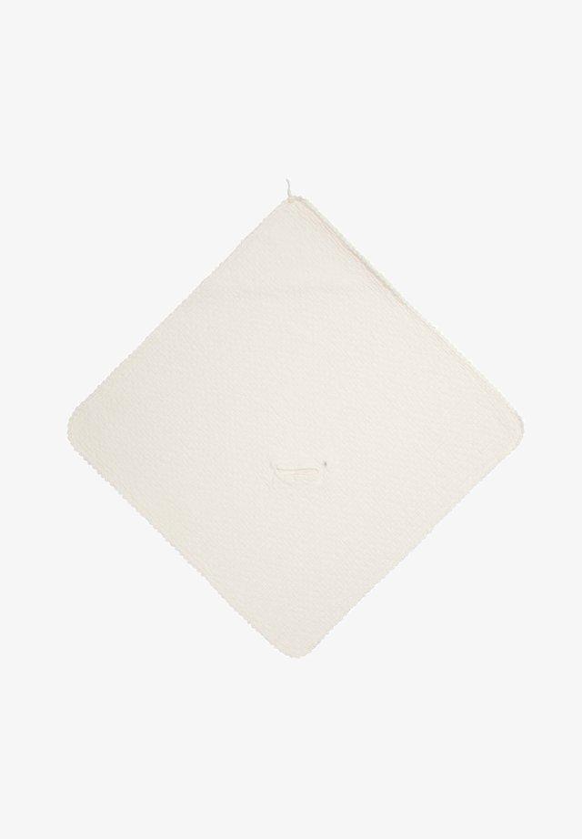 WICKELTUCH ELBA - Other - white