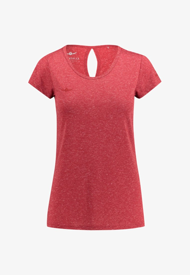 Kaikkialla - VILHELMIINA - Sports shirt - red