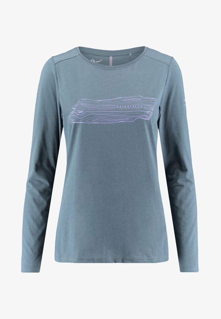 Kaikkialla - ELIISA - Langarmshirt - night blue