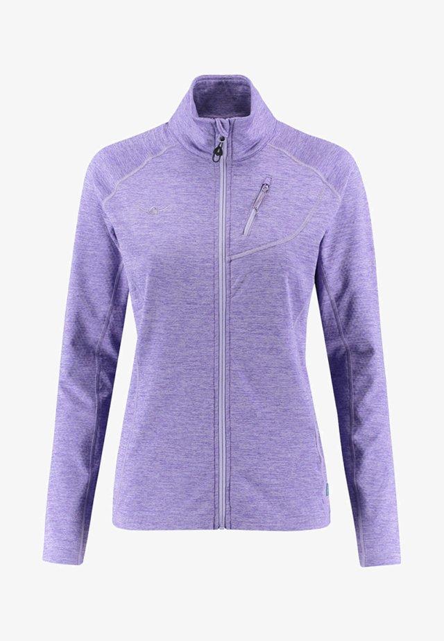 TUULI - Fleece jacket - lilac