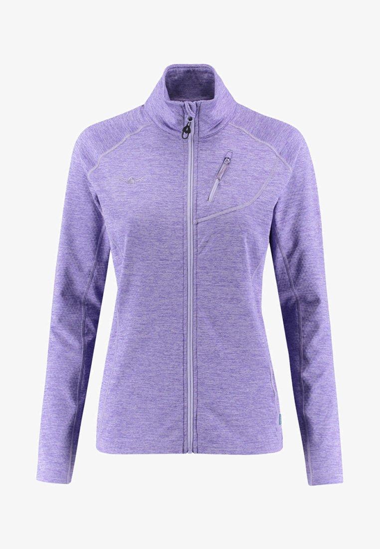 Kaikkialla - TUULI - Fleece jacket - lilac