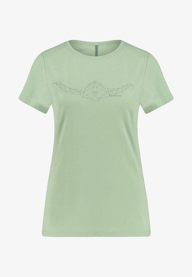 JULIAANA - Print T-shirt - green