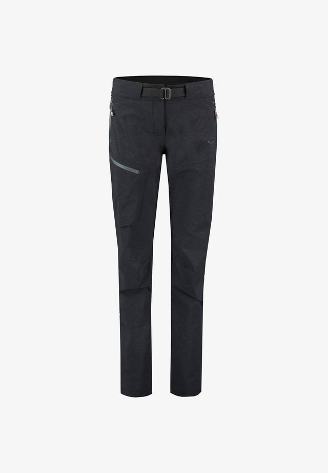 Outdoor trousers - petrol (285)