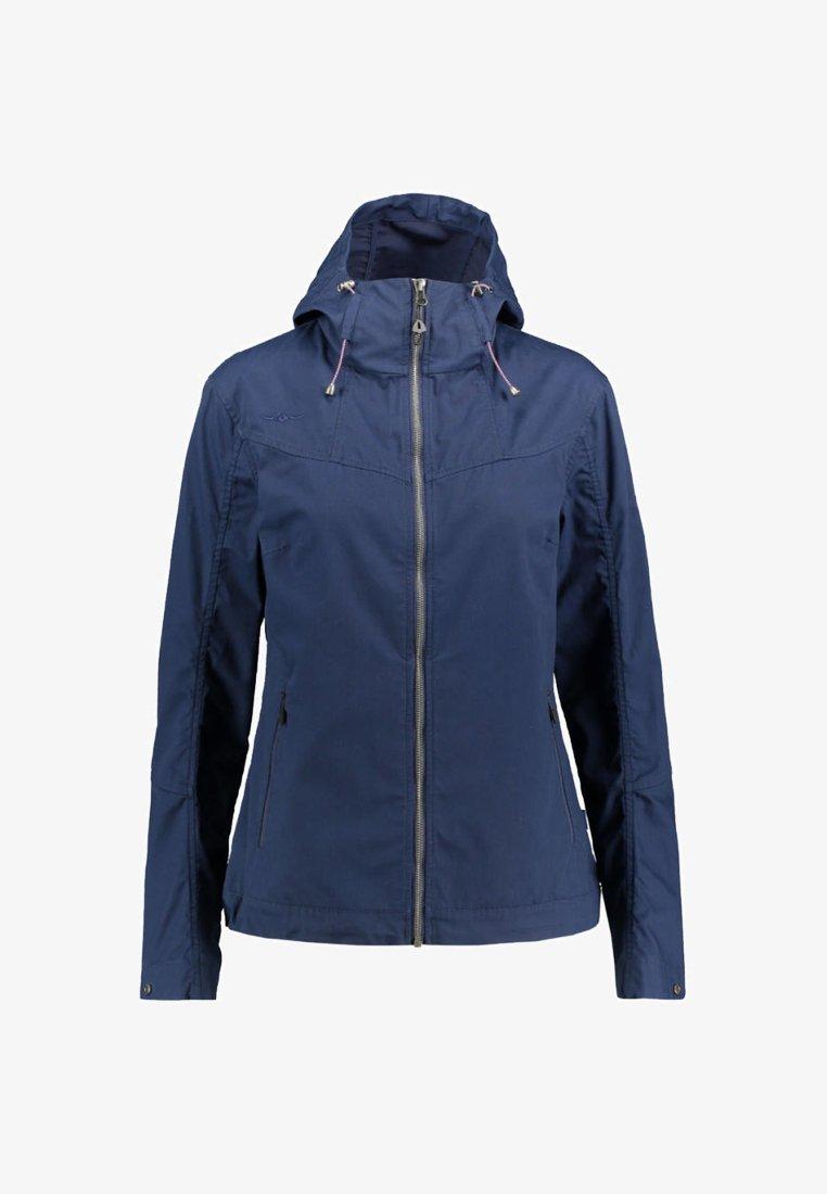 Kaikkialla - TERHIKKI - Outdoor jacket - marine