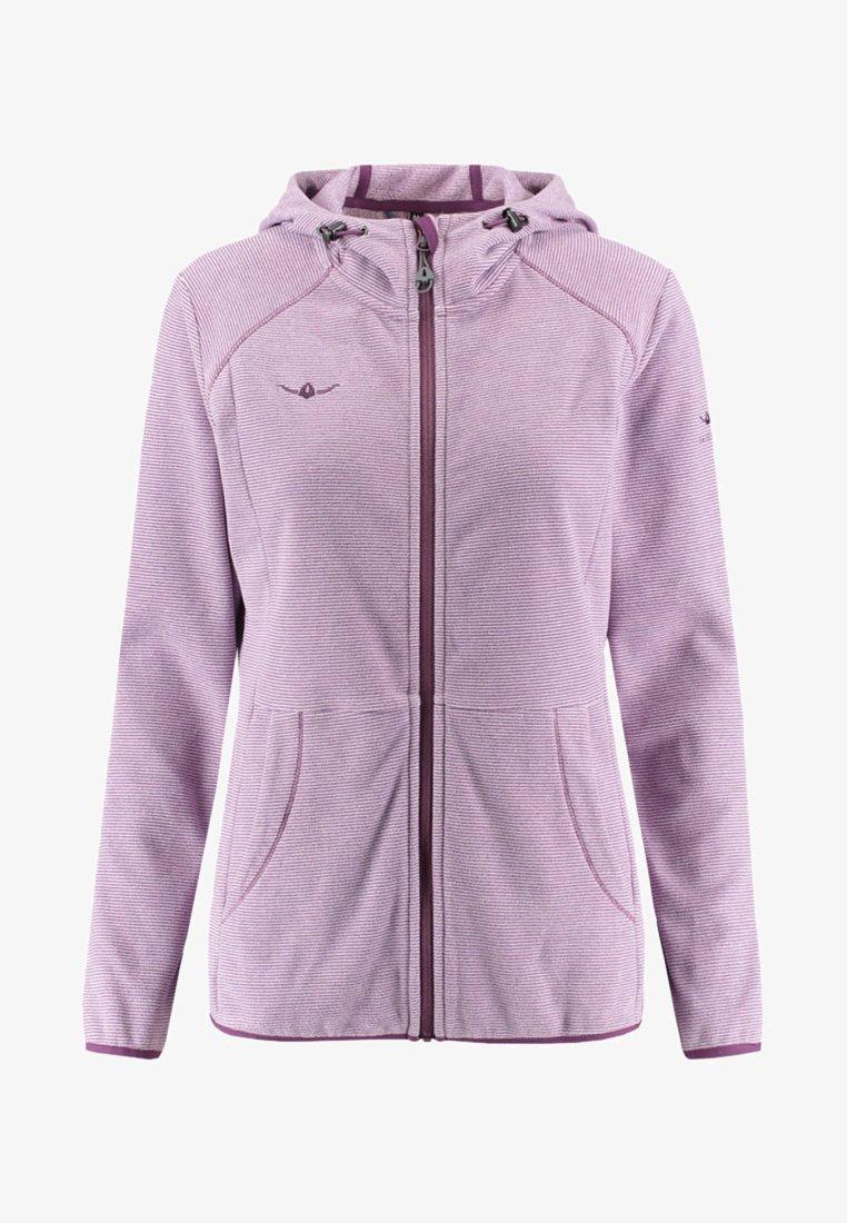 """Kaikkialla - """"TIIA"""" - Fleece jacket - pink"""