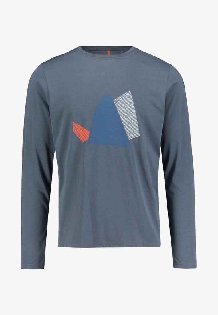 Kaikkialla - EEMIL - Long sleeved top - night blue