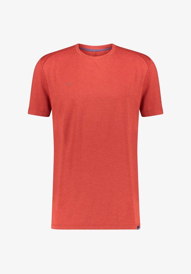 "HERREN FUNKTIONSSHIRT ""JALO"" - Basic T-shirt - orange"