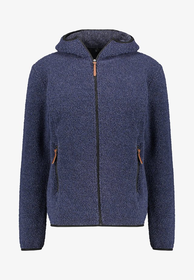 KOTKA - Fleece jacket - grey