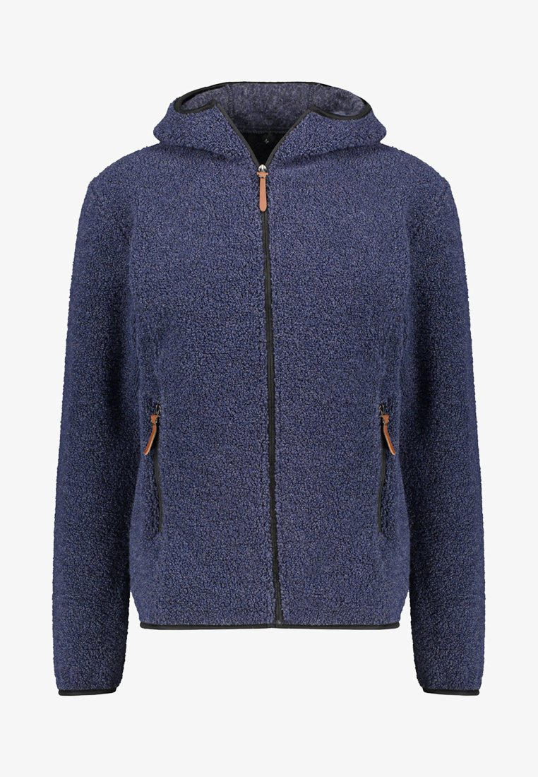 Kaikkialla - KOTKA - Fleece jacket - grey