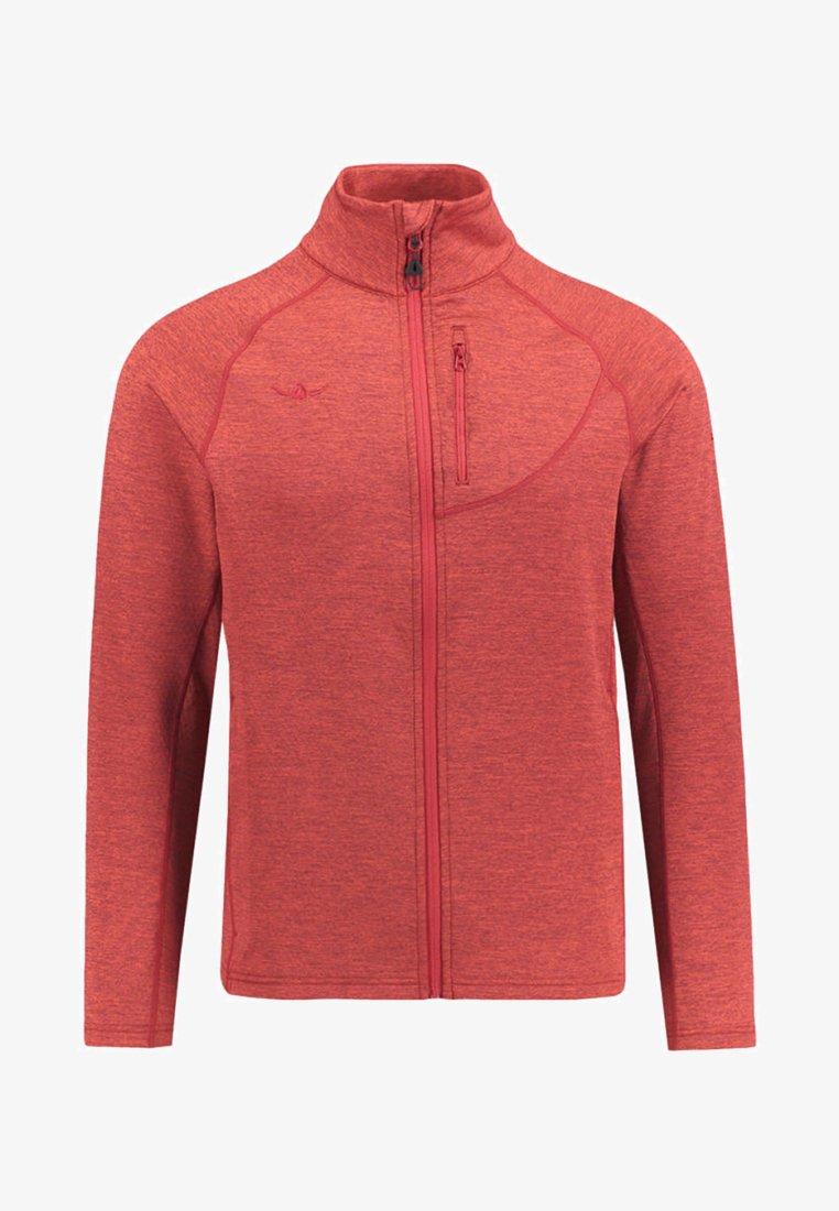 Kaikkialla - VALIO - Fleece jacket - red