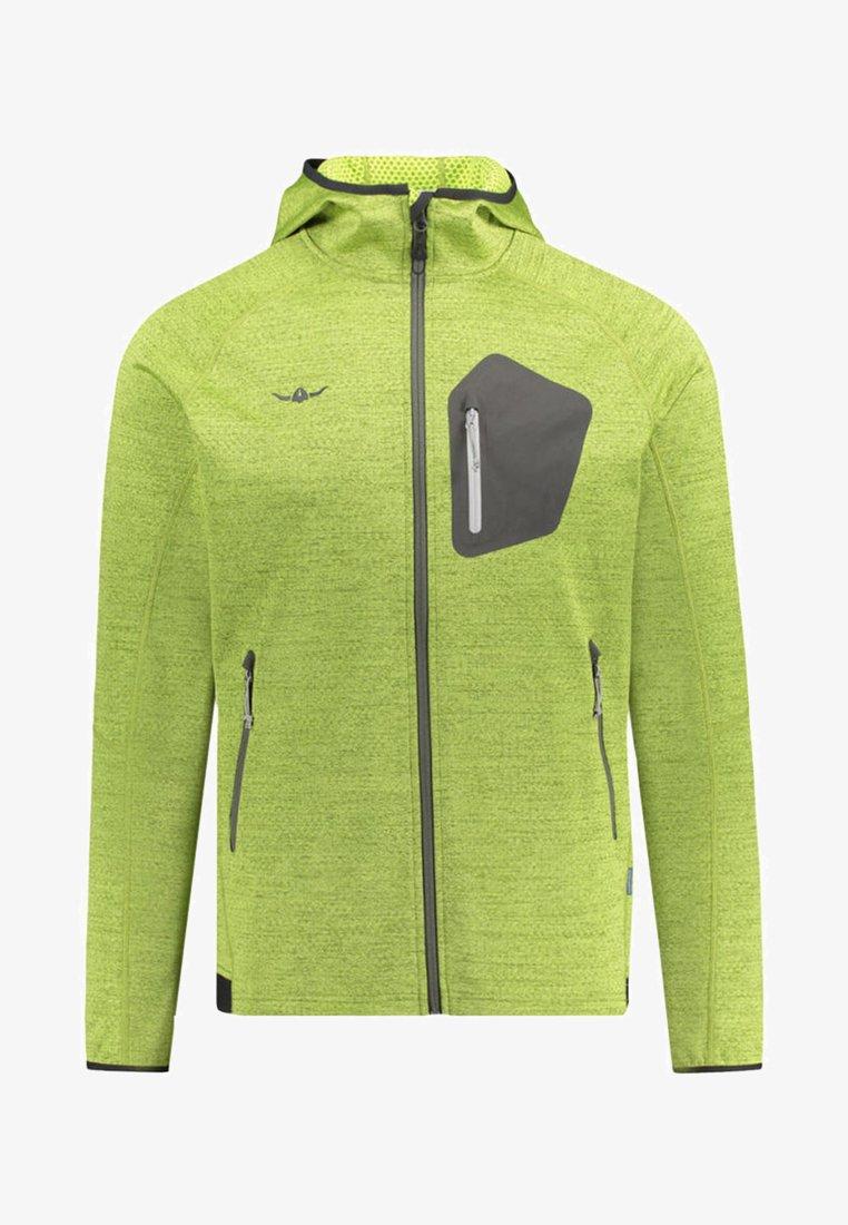 Kaikkialla - Fleece jacket - light green