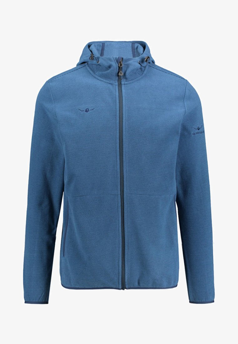 Kaikkialla - Fleece jacket - blue