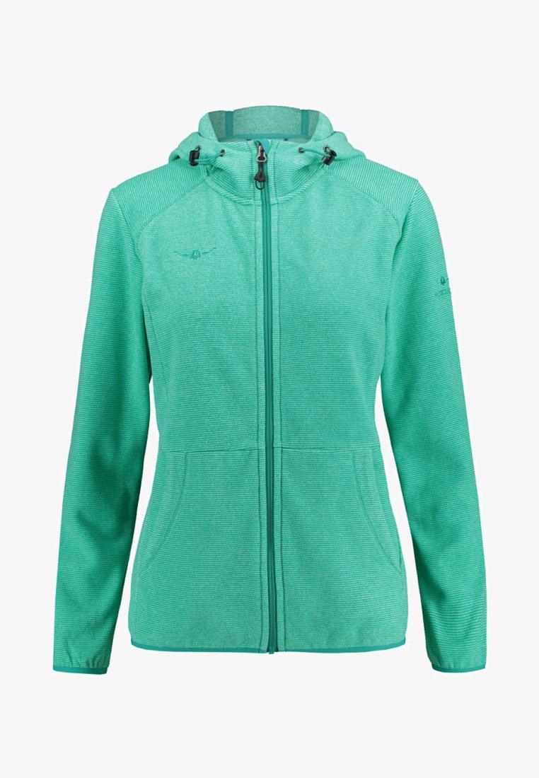 Kaikkialla - TIIA - Fleece jacket - green