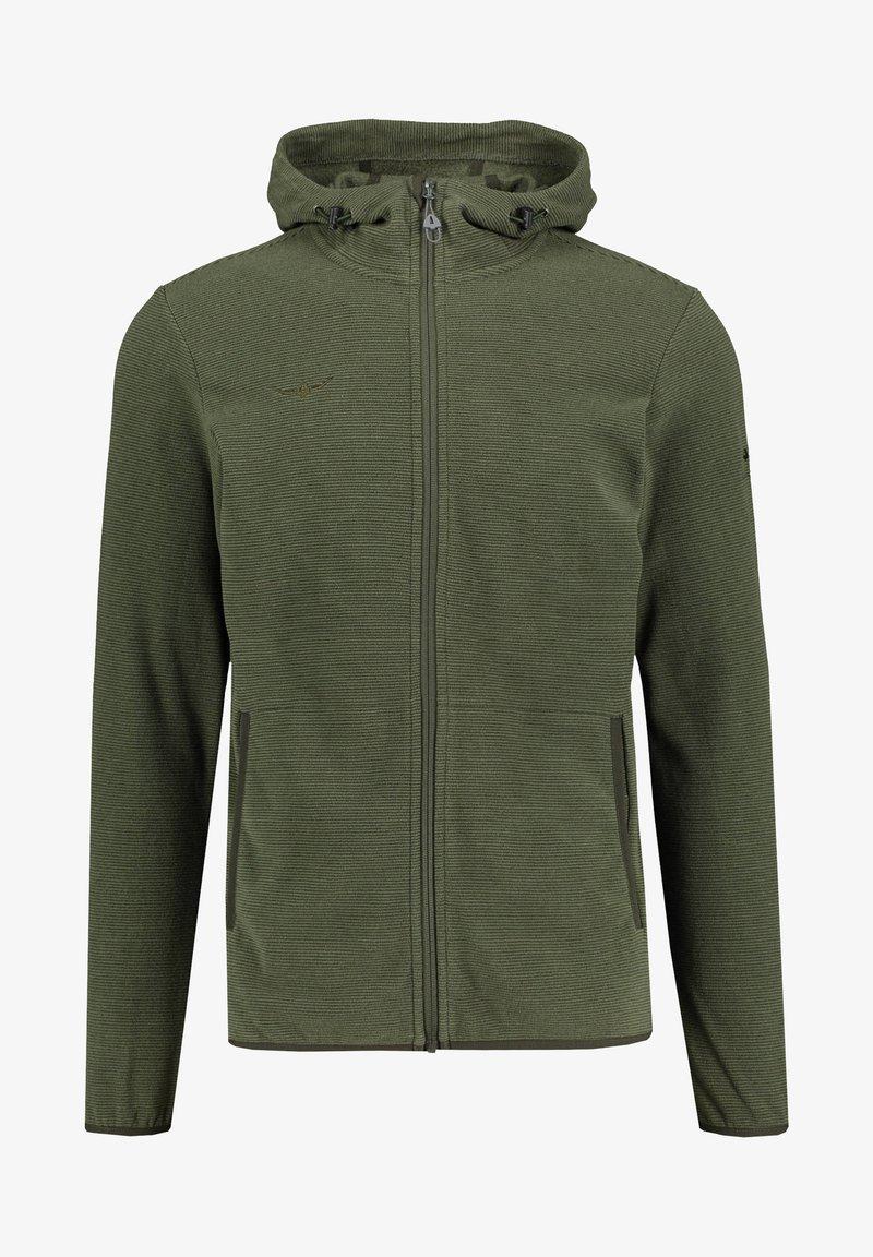 Kaikkialla - VALDEMAR - Fleece jacket - olive