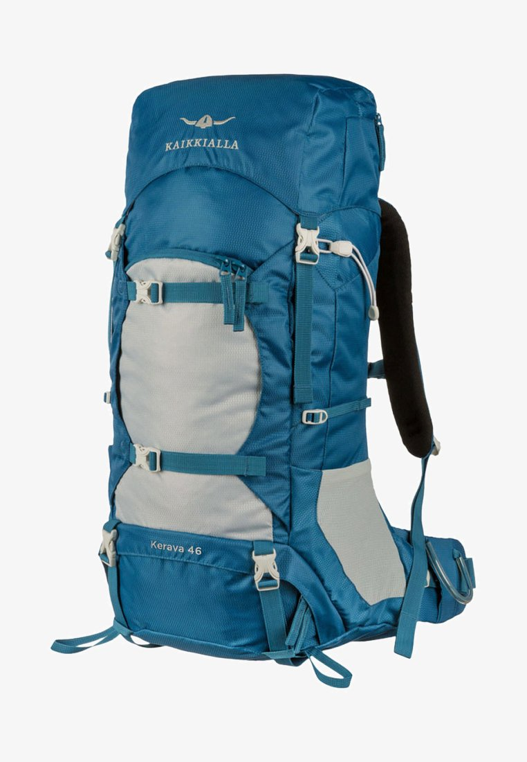 Kaikkialla - TREKKINGRUCKSACK KERAVA - Hiking rucksack - dark blue