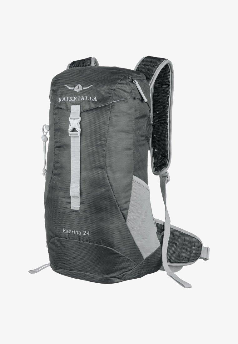 Kaikkialla - Hiking rucksack - dark gray
