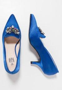 Kio - Klassiske pumps - blue - 3
