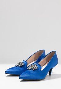 Kio - Klassiske pumps - blue - 4