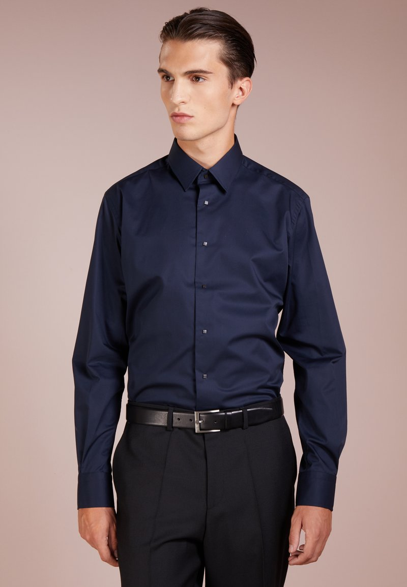 KARL LAGERFELD - Formal shirt - dark navy