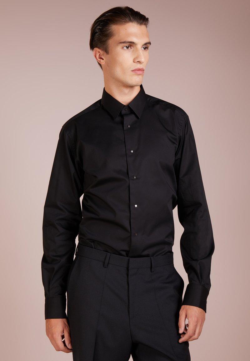 KARL LAGERFELD - Formální košile - black