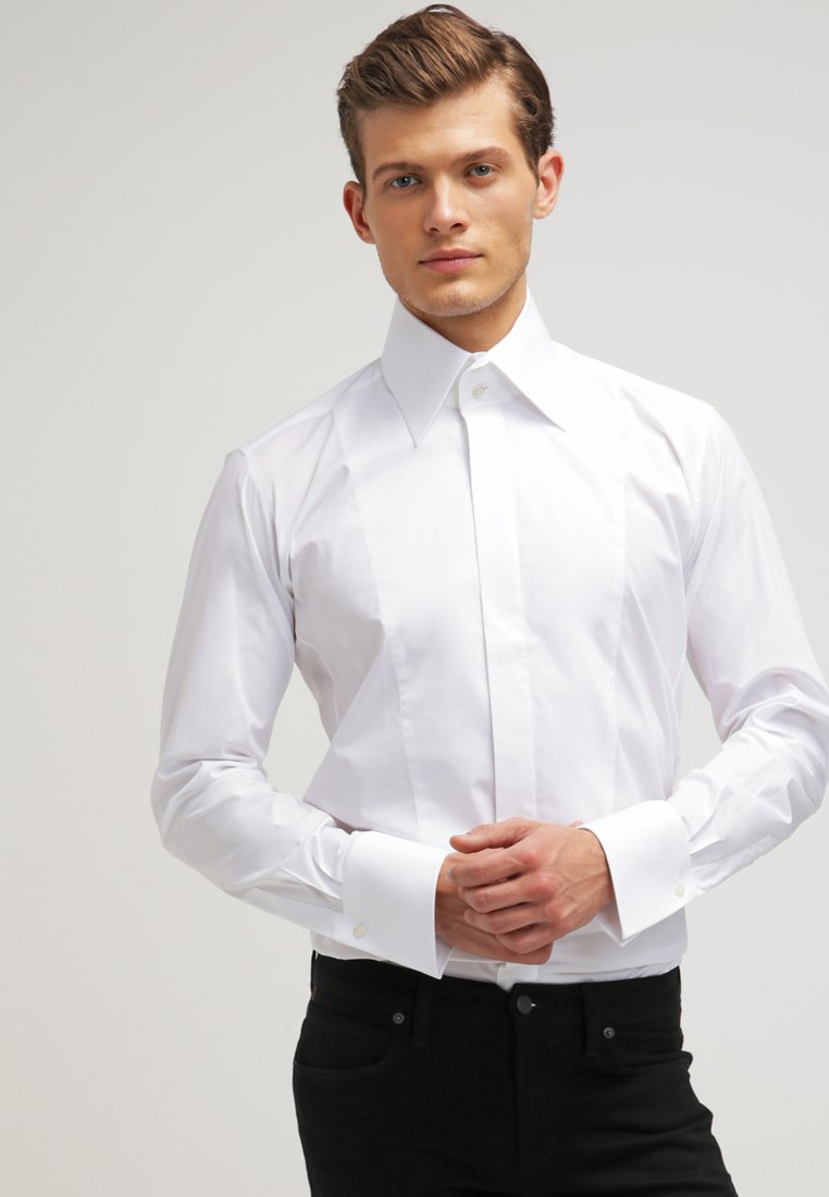 LAGERFELD - KARL - Chemise classique - white