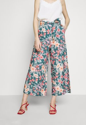 AVA PANTS KITT - Stoffhose - harbor blue