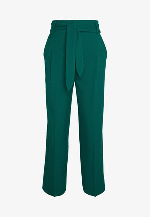 PANTS TUILLERIE - Pantalon classique - para green