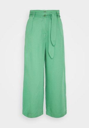 AVA PANTS UNI  - Bukser - neptune green